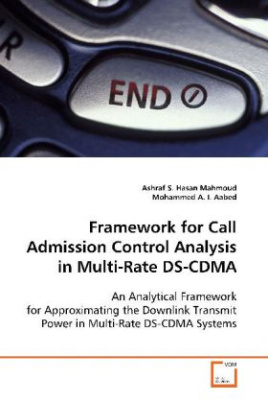 Framework for Call Admission Control Analysis in Multi-Rate DS-CDMA