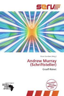 Andrew Murray (Schriftsteller)
