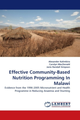 Effective Community-Based Nutrition Programming In Malawi