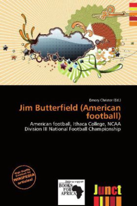 Jim Butterfield (American football)