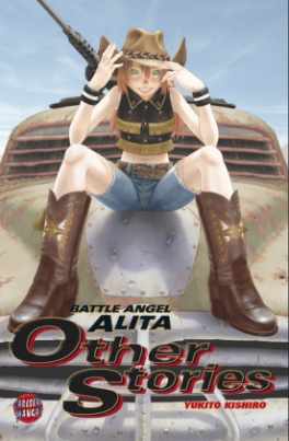 Battle Angel Alita, Other Stories