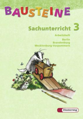 3. Schuljahr, Arbeitsheft, Ausgabe Berlin, Brandenburg und Mecklenburg-Vorpommern