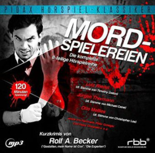 Mordspielereien, 1 MP3-CD