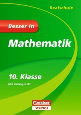 10. Klasse, m. Lösungsheft