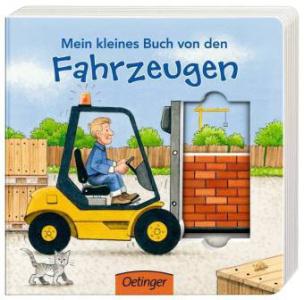 Mein kleines Buch von den Fahrzeugen