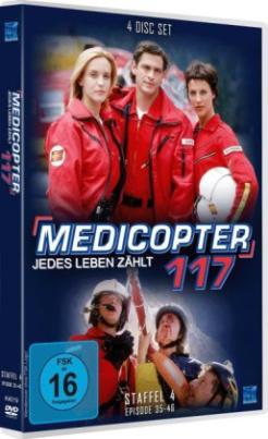 Medicopter 117 - Jedes Leben zählt - Staffel.4