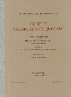 Berlin, Antikensammlung (ehemals Antiquarium). Bd.14