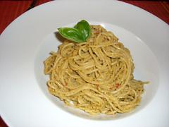 Spaghetti Trapanese