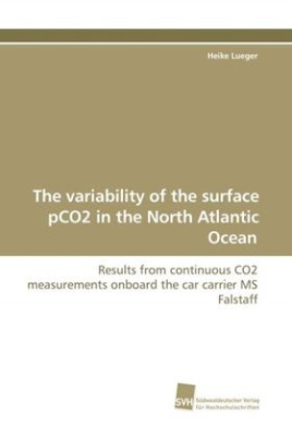 The variability of the surface pCO2 in the North Atlantic Ocean