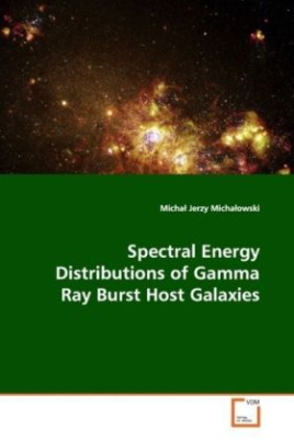 Spectral Energy Distributions of Gamma Ray Burst Host Galaxies