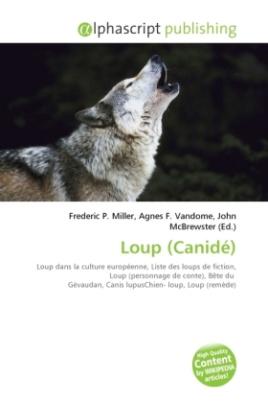 Loup (Canidé)