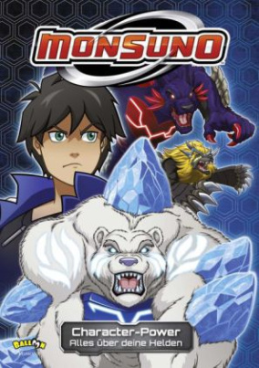 Monsuno, Character-Power