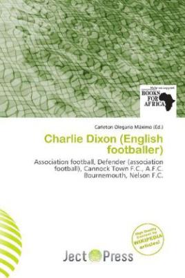 Charlie Dixon (English footballer)