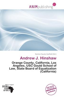 Andrew J. Hinshaw