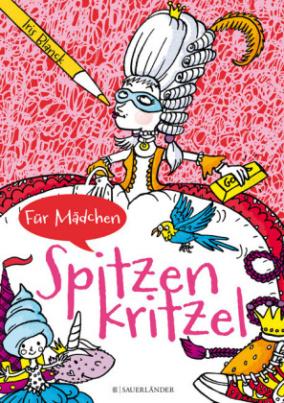 Spitzen Kritzel - Für Mädchen
