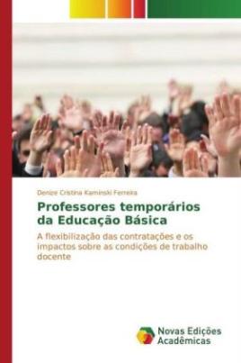 Professores temporários da Educação Básica