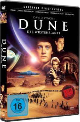 Dune - Der Wüstenplanet, 1 DVD