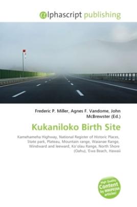 Kukaniloko Birth Site