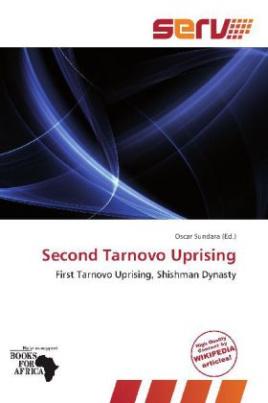 Second Tarnovo Uprising