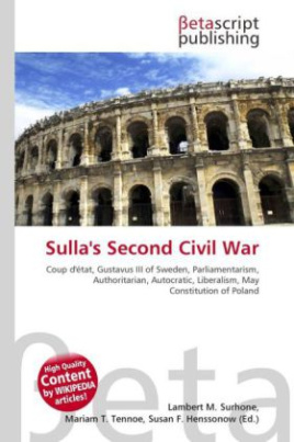 Sulla's Second Civil War