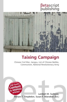 Taixing Campaign