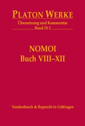 Nomoi (Gesetze), Buch VIII-XII