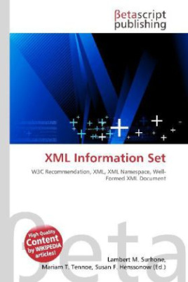 XML Information Set