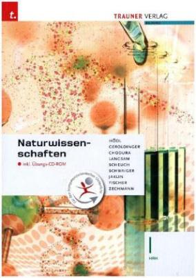 Naturwissenschaften I HAK, m. Übungs-CD-ROM