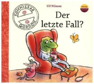 Kommissar Gordon - Der letzte Fall?, 1 Audio-CD