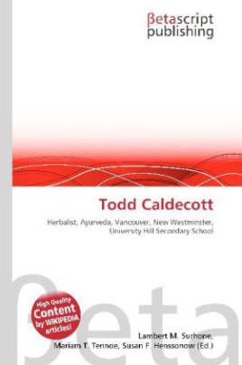 Todd Caldecott