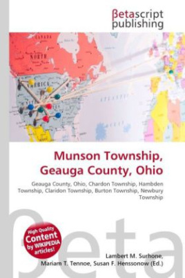 Munson Township, Geauga County, Ohio
