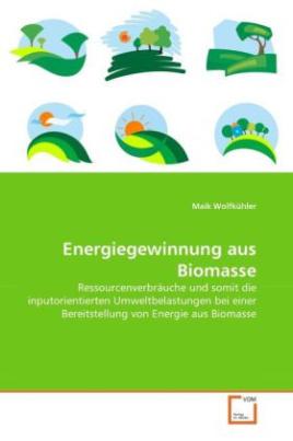 Energiegewinnung aus Biomasse