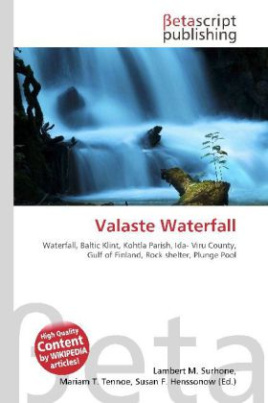 Valaste Waterfall