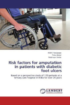 Risk factors for amputation in patients with diabetic foot ulcers