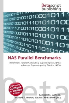 NAS Parallel Benchmarks