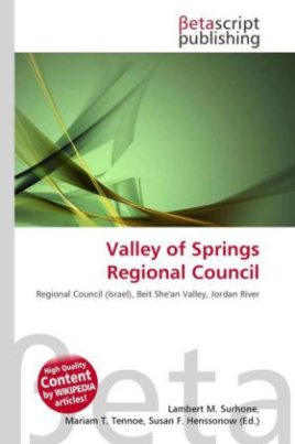 Valley of Springs Regional Council