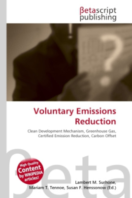 Voluntary Emissions Reduction