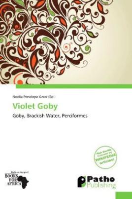 Violet Goby