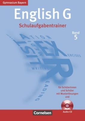 9. Jahrgangsstufe, Schulaufgabentrainer m. Audio-CD