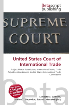 United States Court of International Trade