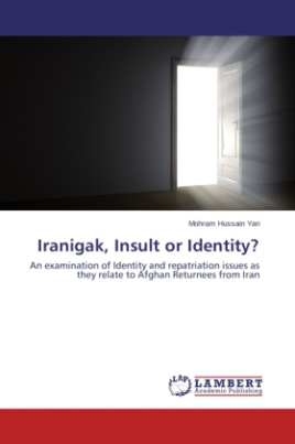 Iranigak, Insult or Identity?