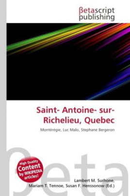 Saint- Antoine- sur- Richelieu, Quebec