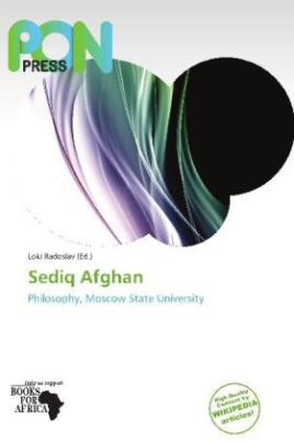 Sediq Afghan