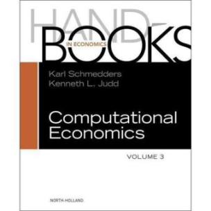 Handbook of Computational Economics Vol. 3