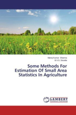 Some Methods For Estimation Of Small Area Statistics In Agriculture
