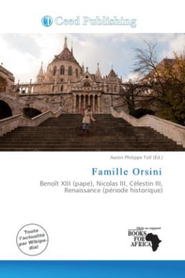 Famille Orsini