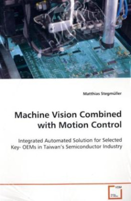 Machine Vision Combined with Motion Control