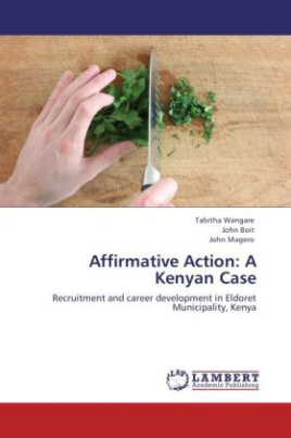 Affirmative Action: A Kenyan Case