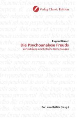 Die Psychoanalyse Freuds