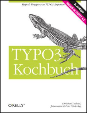 TYPO3 Kochbuch, m. CD-ROM